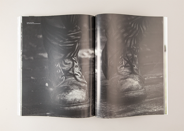 Anthony Hooper Graphic Design - Inventory Magazine - Issue 13: Fall-Winter '15