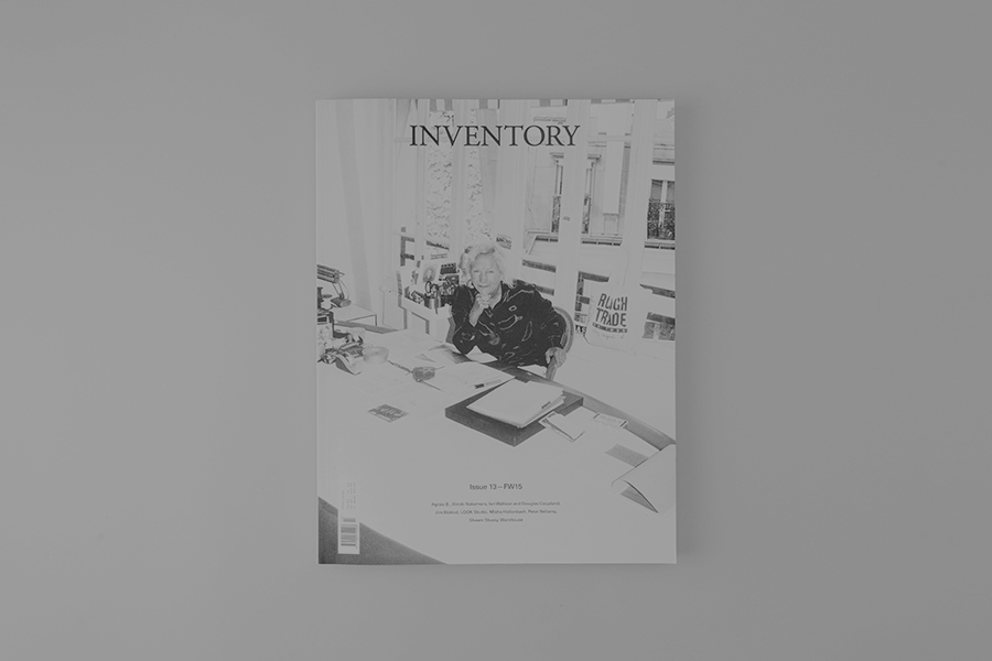 Anthony Hooper - Inventory Magazine – Issue 13, Complete Publication Design