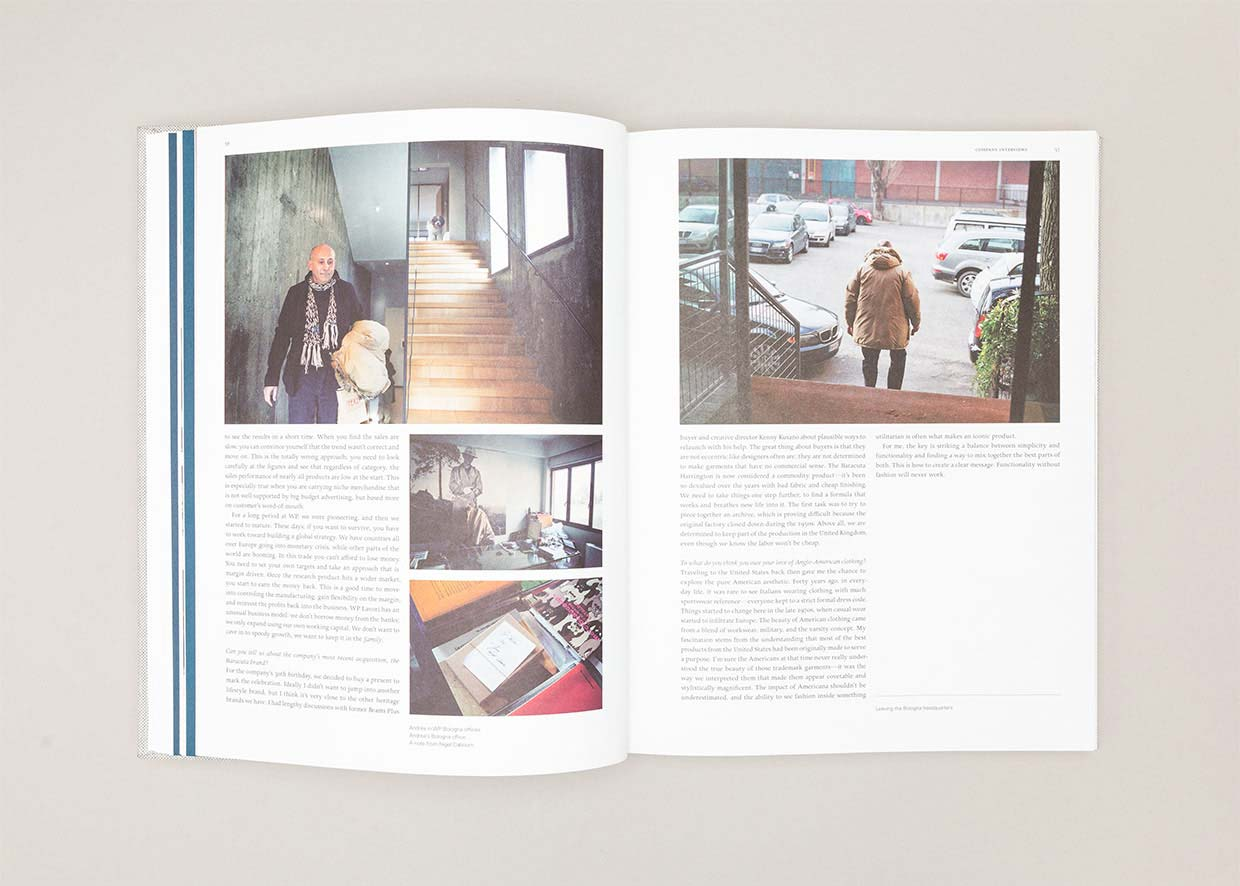 Anthony Hooper Graphic Design - WP Lavori in Corso - Thirty Years of Research in Style