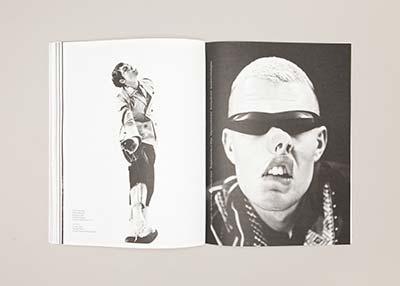 Anthony Hooper Graphic Design - Inventory Magazine - Issue 06: Spring-Summer '12
