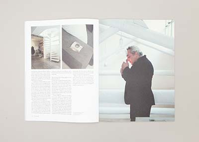 Anthony Hooper Graphic Design - Inventory Magazine - Issue 07: Fall-Winter '12