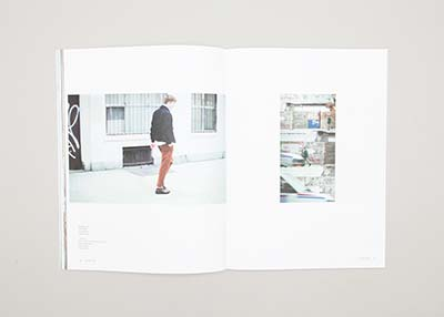 Anthony Hooper Graphic Design - Inventory Magazine - Issue 09: Fall-Winter '13