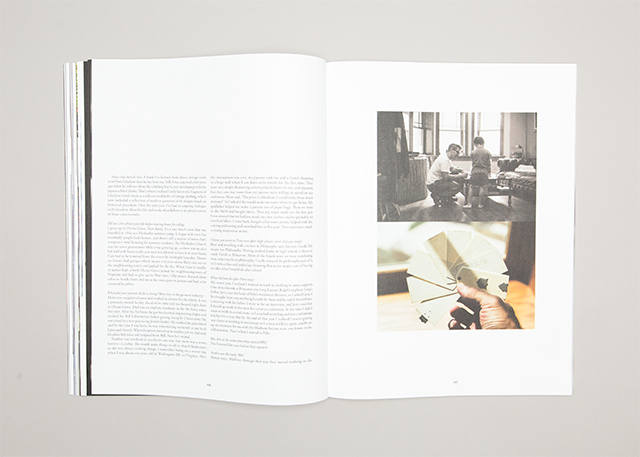 Anthony Hooper Graphic Design - Inventory Magazine - Issue 11: Fall-Winter '14