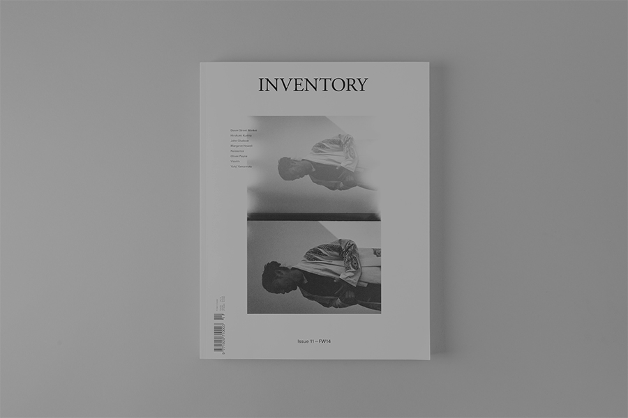 Anthony Hooper - Inventory Magazine – Issue 11, Complete Publication Design