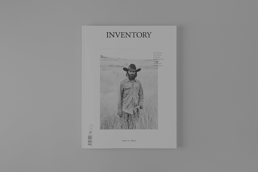 Anthony Hooper - Inventory Magazine – Issue 12, Complete Publication Design
