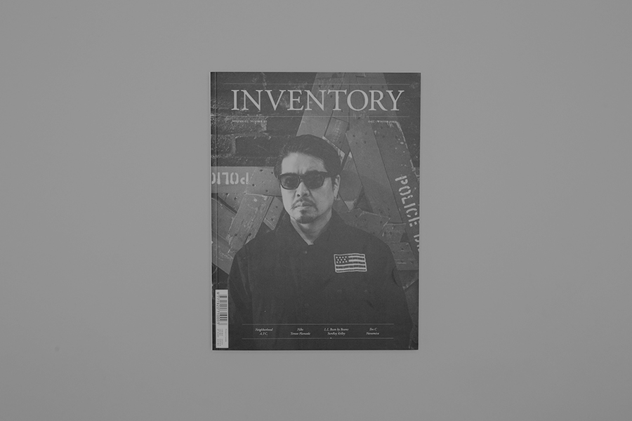 Anthony Hooper - Inventory Magazine – Issue 09, Complete Digital Publication Design