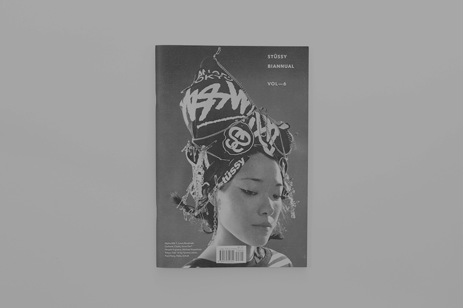 Anthony Hooper - Stussy Biannual – Volume 06, Complete Publication Design